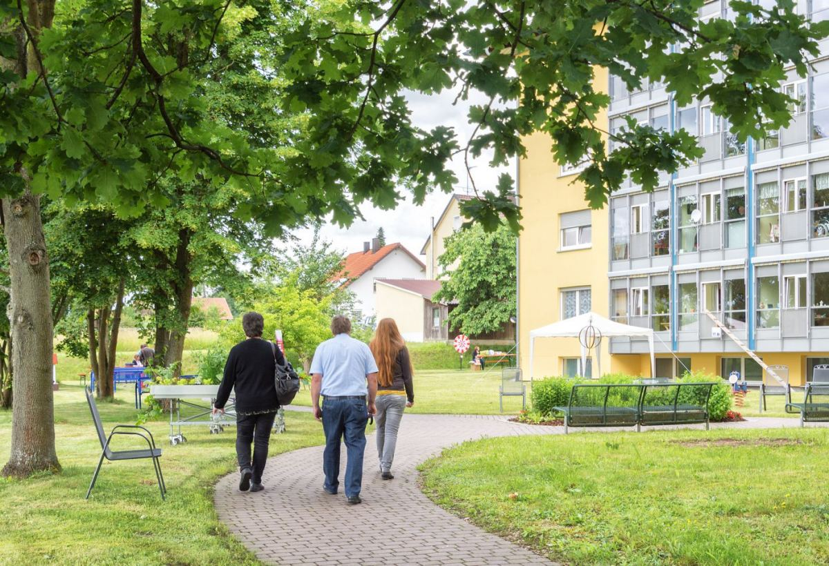 Seniorenheim St. Elisabeth Bruck i.d.OPf.